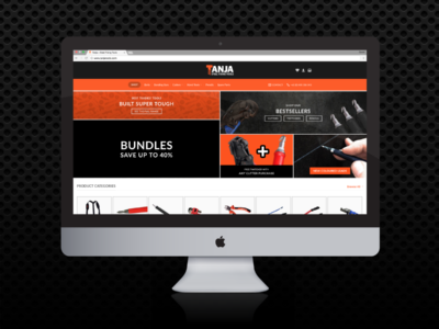 Tanja Tools web