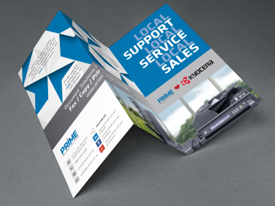 PRIME Document Solutions brochure