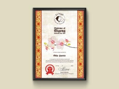 Ki High Certificates & Diplomas