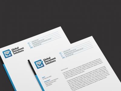 GDS letterhead