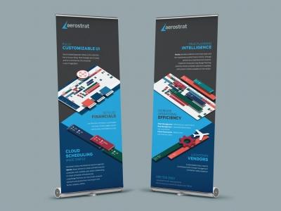 Aerostrat banners