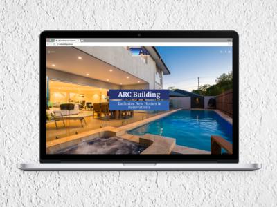 ARC Building and Carpentry Website