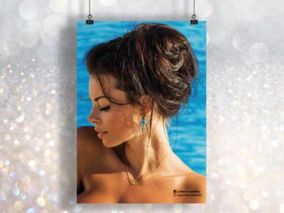 Mariana Caribbean Life Poster