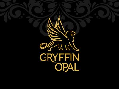 Gryffin Opal Logo